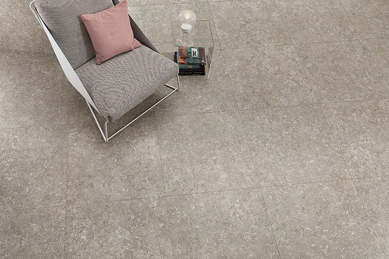 Nord Smoke, stone look tile suitable for floor and wall installation
